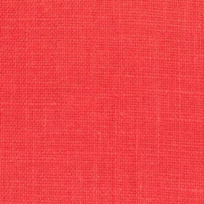 Irish Orange 5 - 100% Linen 5.5 Oz (Light/Medium Weight | 56 Inch Wide | Extra Soft) Solid