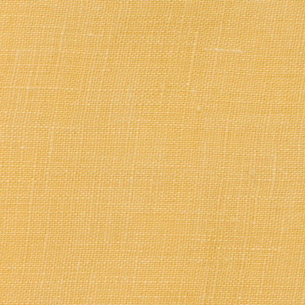 SAMPLE - Italy Gold 1 - 100% Linen 3.5 Oz (Light/Medium Weight | 56 Inch Wide | Extra Soft) Solid | By Linen Fabric Store Online
