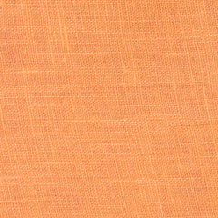SAMPLE - Italy Orange 1 - 100% Linen 3.5 Oz (Light/Medium Weight | 56 Inch Wide | Extra Soft) Solid | By Linen Fabric Store Online