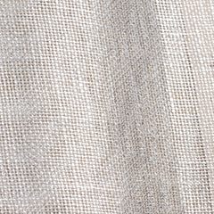 SAMPLE - Palmbeach Silver 3 - 100%% Linen 2.8 Oz (Very Light Weight | 55 Inch Wide | Extra Soft)