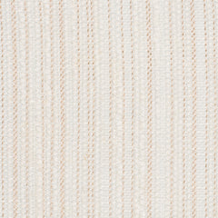 SAMPLE - Spain6 Off White 1 Linen Polyester 6 Oz (Medium Weight | 114 Inch Wide | Medium Soft) Wide Width Yarn Dye