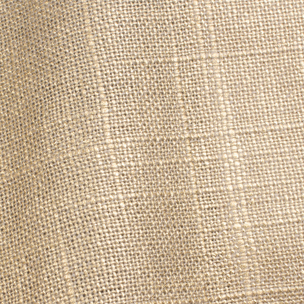 SAMPLE - Swiss Gold 1 Linen Cotton 8 Oz (Medium Weight | 53 Inch Wide | Extra Soft)