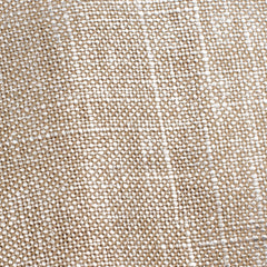 Swiss Silver Brown 1 Linen Cotton 8 Oz (Medium Weight | 53 Inch Wide | Extra Soft)