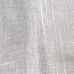 SAMPLE - Swiss Silver Concrete Grey 1 Linen Cotton 8 Oz (Medium Weight | 53 Inch Wide | Extra Soft)