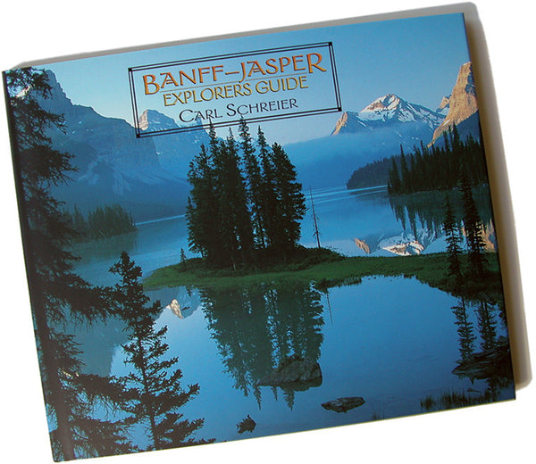 BANFF-JASPER EXPLORERS GUIDE