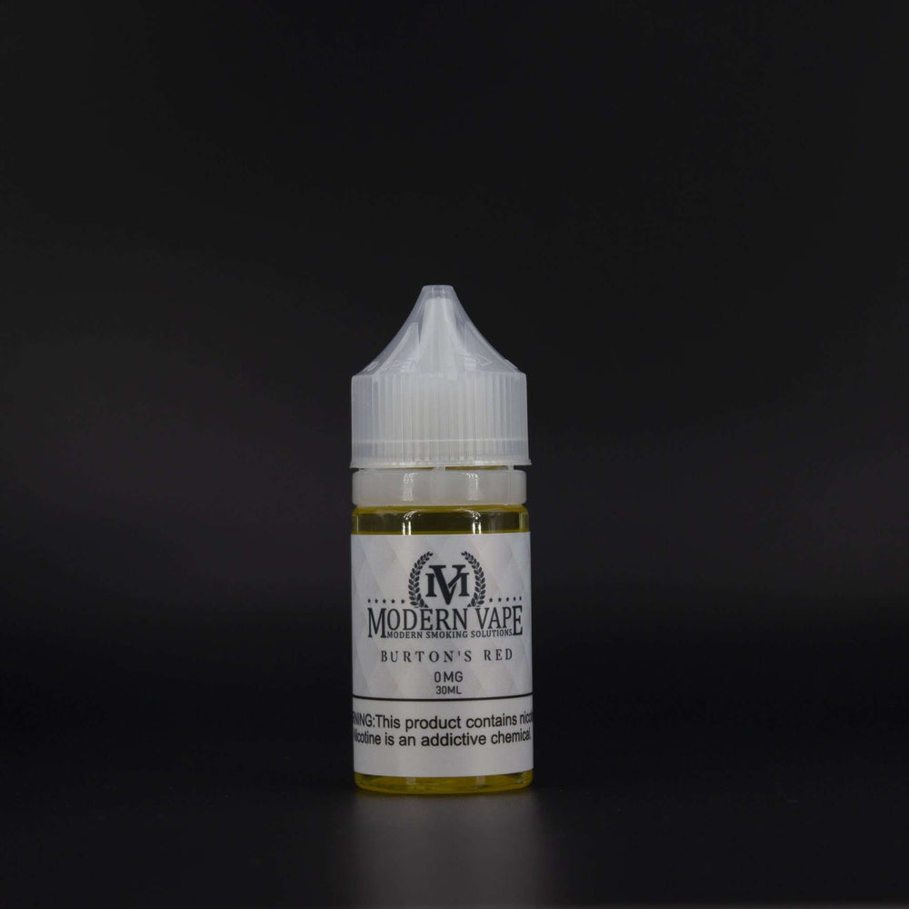 Burton's Red Premium Eliquid 30 mL