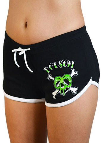 Poison Heart Shorts