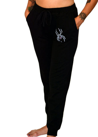The Black Widow Sweatpants