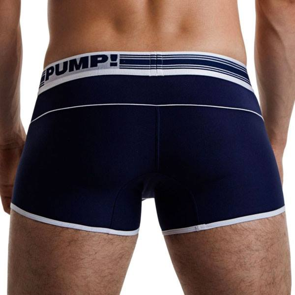 Pump Free-fit boxer navy