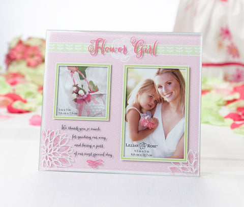Flower Girl Frame - Marry Me Wedding Accessories & Gifts