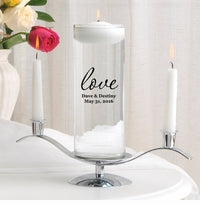 Floating Unity Candle Set - Marry Me Wedding Accessories & Gifts