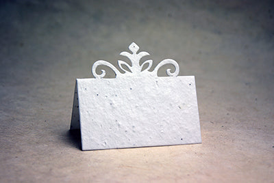 Seed Paper Crown Card - Marry Me Wedding Accessories & Gifts