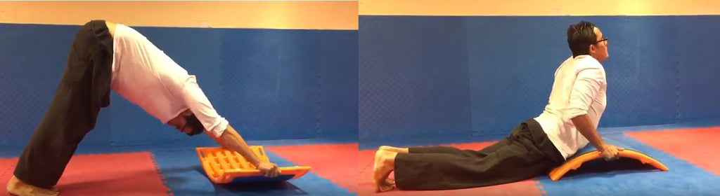 Differential Properties of T-BOW®  for YOGA