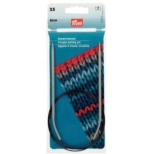 New: Prym Circular Needles in sizes 1.5mm to 3.0mm