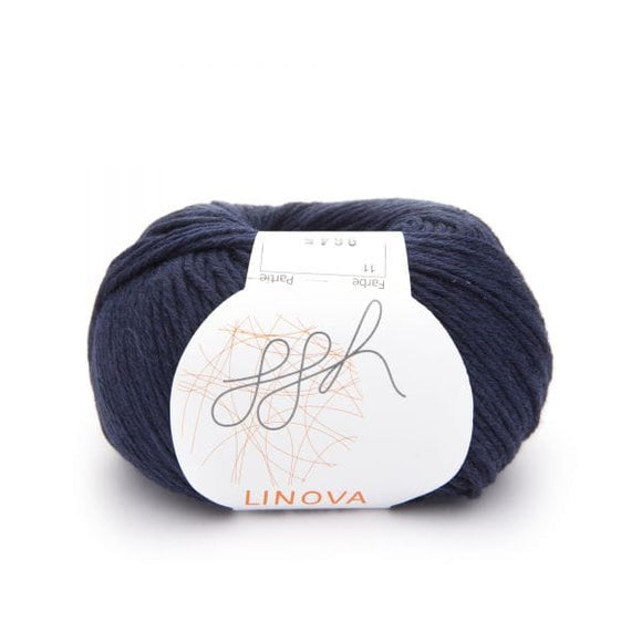 ggh Linova, cotton and linen knitting yarn, I Wool Knit