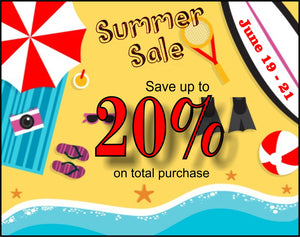 Get Your Summer Essentials at Hallyu and SAVE!