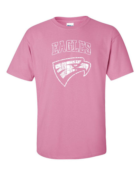 2000- DIFL EAGLES PINKOUT TEE