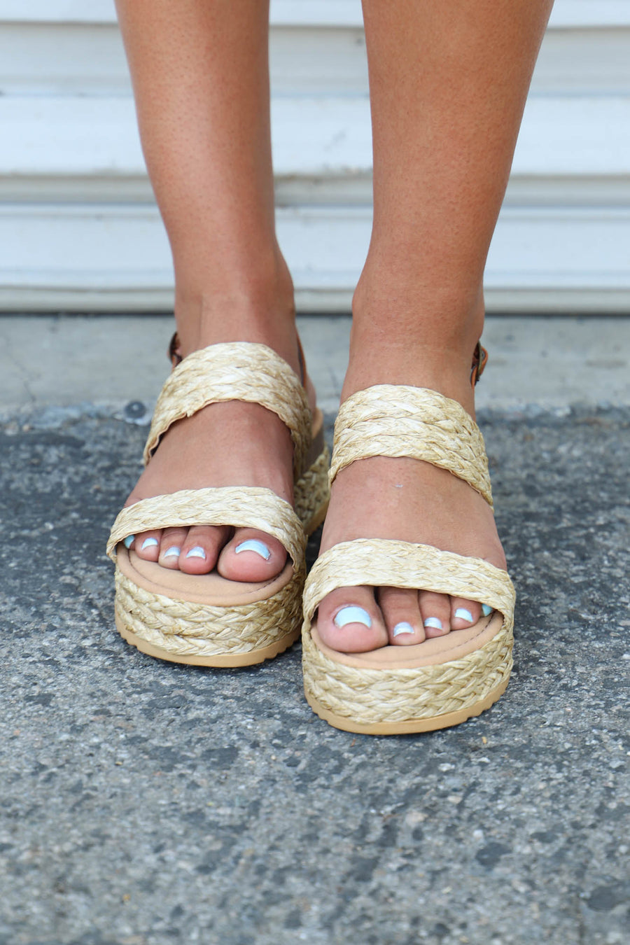 Motivate Espadrille - ShopSpoiled