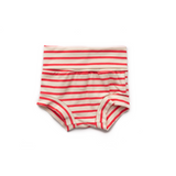 Addy Coral Stripe Shorties - Gigi and Max