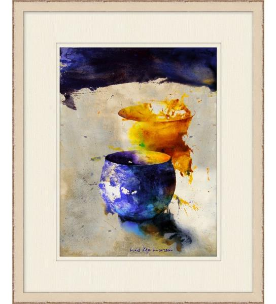 Watercolor Dishes 5