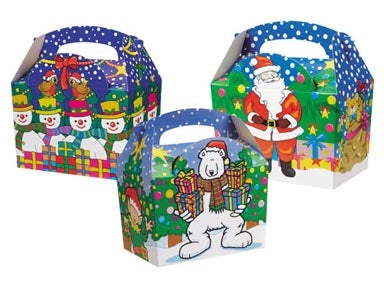 Christmas Party Box - Pack of 50