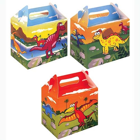 Dinosaur Party Box - Pack of 50