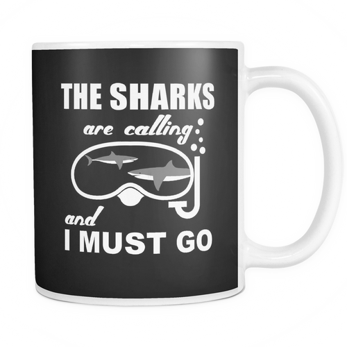 Mug the sharks are calling SCD2002
