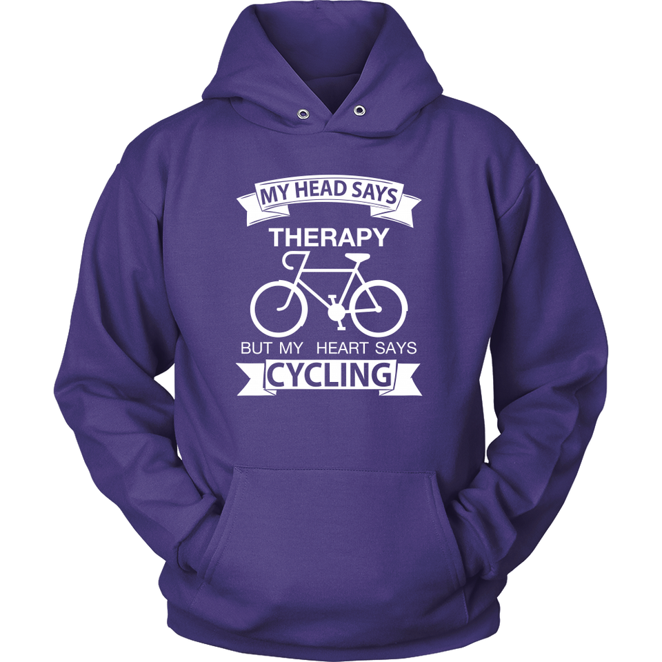 Shirt Cycling therapy CYC1007