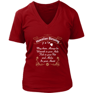 T-Shirt hawaiian blessing hawaii HAW1032