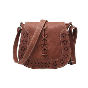 Fashion vintage 2016 New weaving small women shoulder bags stylish wild messenger bags Elegant and noble female Crossbody bag