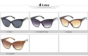 2016 Designer Women Glasses Inspired Sun Glasses Cateye - Gifts Leads