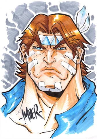 T. Hawk (Streetfighter) Original
