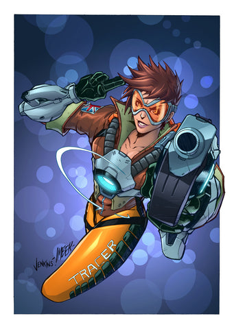 Tracer A3 Print