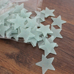 Glow In The Dark Stars Wall Stickers for Child's Room