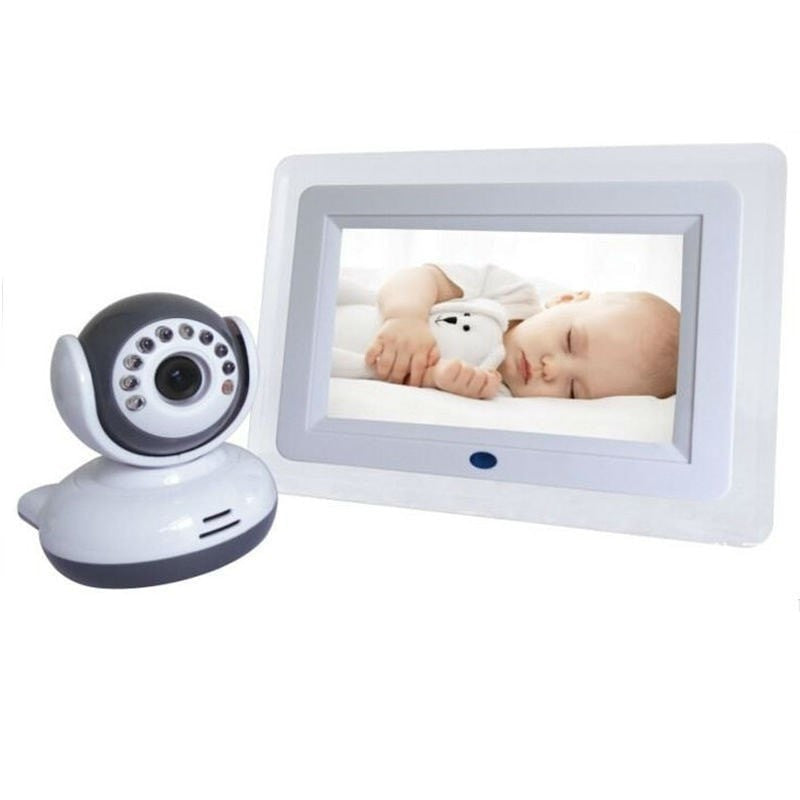 Wireless Baby Camera Monitor With Video Frame
