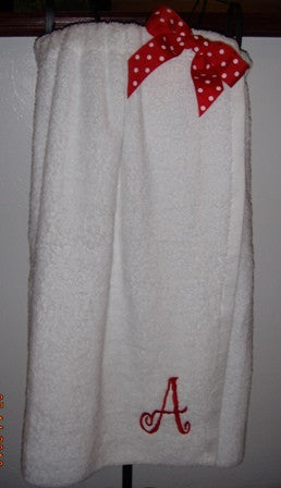 Adult Wrap Towels