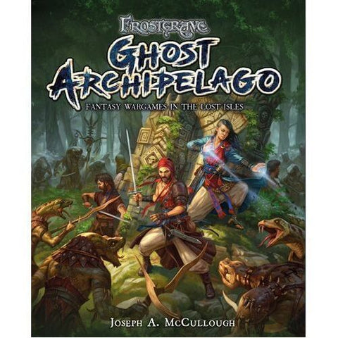 Ghost Archipelago Core Rules