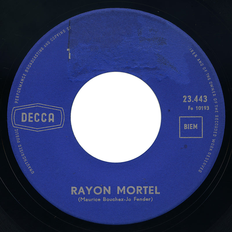 Howlers – Rayon Mortel – Decca
