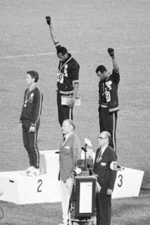 1968 Olympics - Black Power