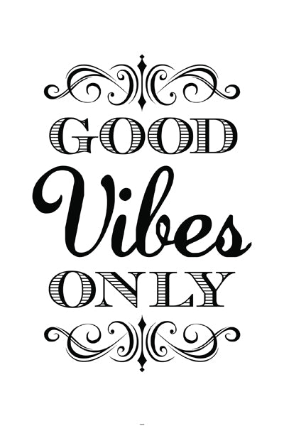 Good Vibes Only - ISP16350