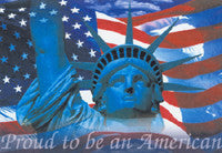 Proud To Be An American (24x36) - ISP36029