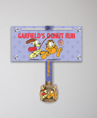Garfield's Donut Run Acrylic