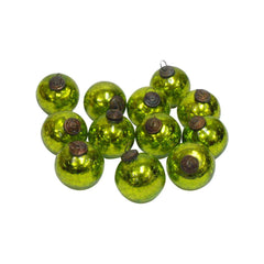 Antique Christmas Glass Ornaments