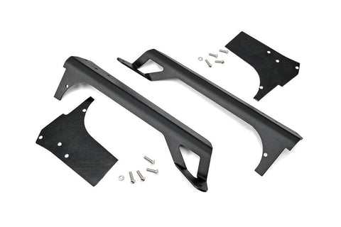 "Window Frame Bracket for 50"" Light Bar Jeep TJ"
