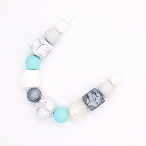 Duck Egg 'Serenity' Necklace