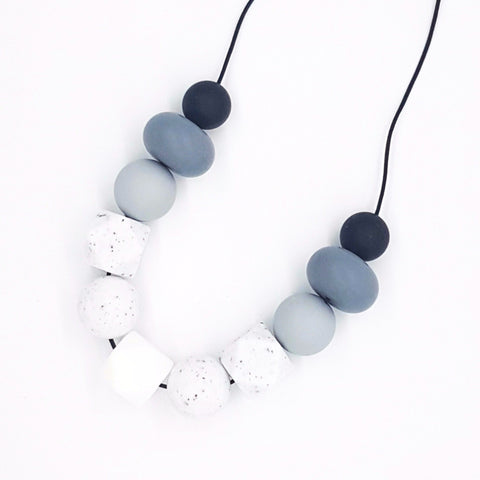 Monochrome Necklace