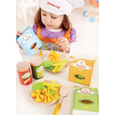 Toy Food - Pasta Set