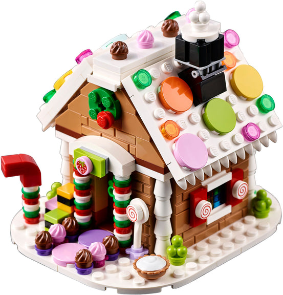 Lego 40139 Christmas Gingerbread House
