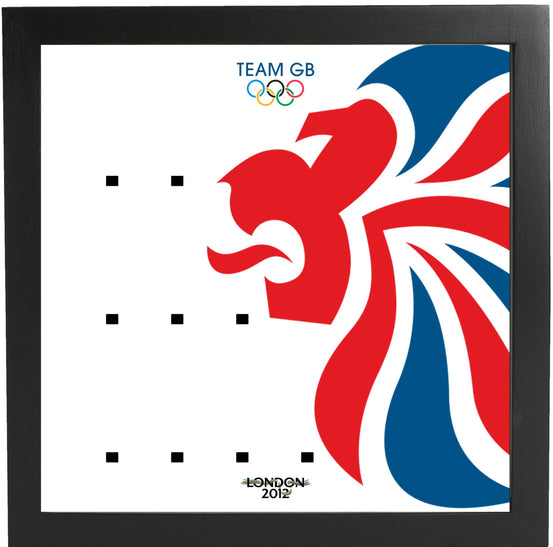 Lego Minifigures Display Frame Frame Lego Team GB Olympic Minifigures