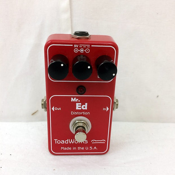 ToadWorks Mr. Ed Distortion